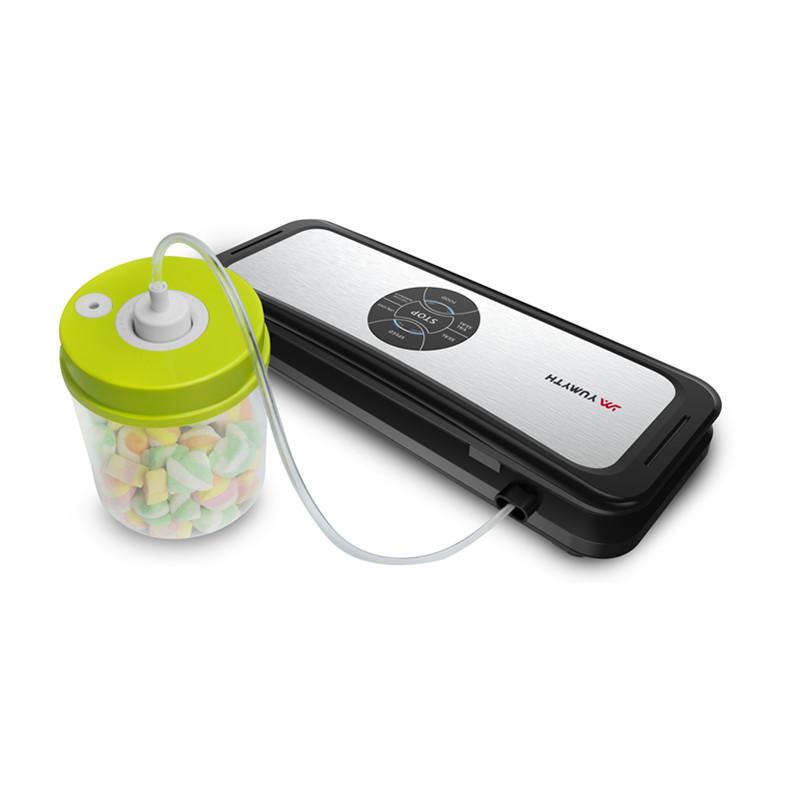 kitchen vacuum sealing system