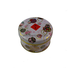 China professional promotion tins supplier