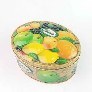 China advanced metal candy tins  supply