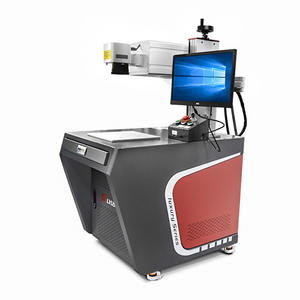 China Laser marking machine with UV laser Exporter