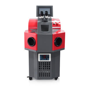 Jewelry Laser Welder W60J is specially designed for jewelry and electronic industry