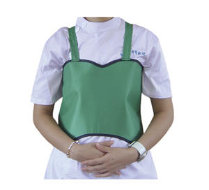LB08 Lead Breast Protective Suit X-ray Protective Aprons