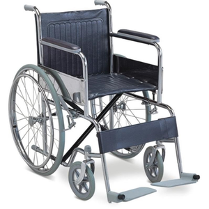 BPM-CH5 Steel Manual Wheelchairs For Sale