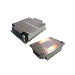 High Quality PTNS02 Socket R Passive Heatsink Server Cooler Manufacturer Factory