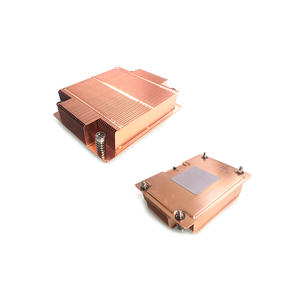 Customized High Quality Socket R Copper Server Heatsink Manufacturer Factory