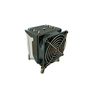 Customized Server CPU Heatsink with Fan Manufactuer Factory