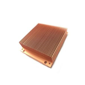 Copper Skived Heat Sinks