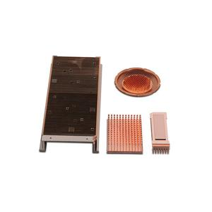 copper pin fin heatsink design manufacturer--Pioneer Thermal Technology