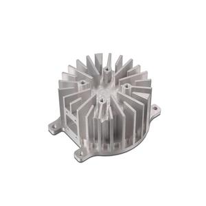 Custom Aluminum Cold Forged Heatsinks