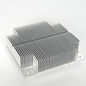 Aluminum Skived Fin HeatSinks