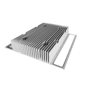 Aluminum Extruded Heat Sinks With Heatpipe Assembly