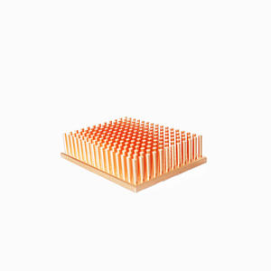 Copper Pin Fin Cold Forging Heatsinks