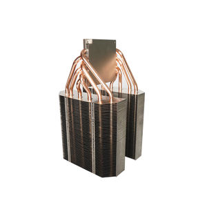 stacked heat sink/stamping fin heatsinks