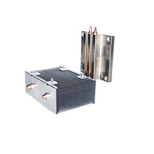 Heat Pipe Assembly Press Fitting Heatsinks