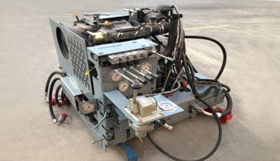 Power pack unit deutz 23kW