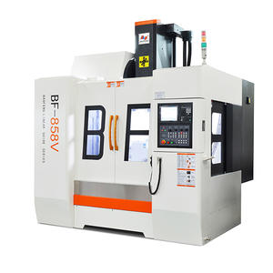 BF-858V Cnc Vertical Machining Center
