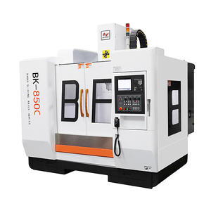 China box way vertical machining center manufacturer