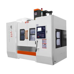 High speed vertical parts machining center manufacturer