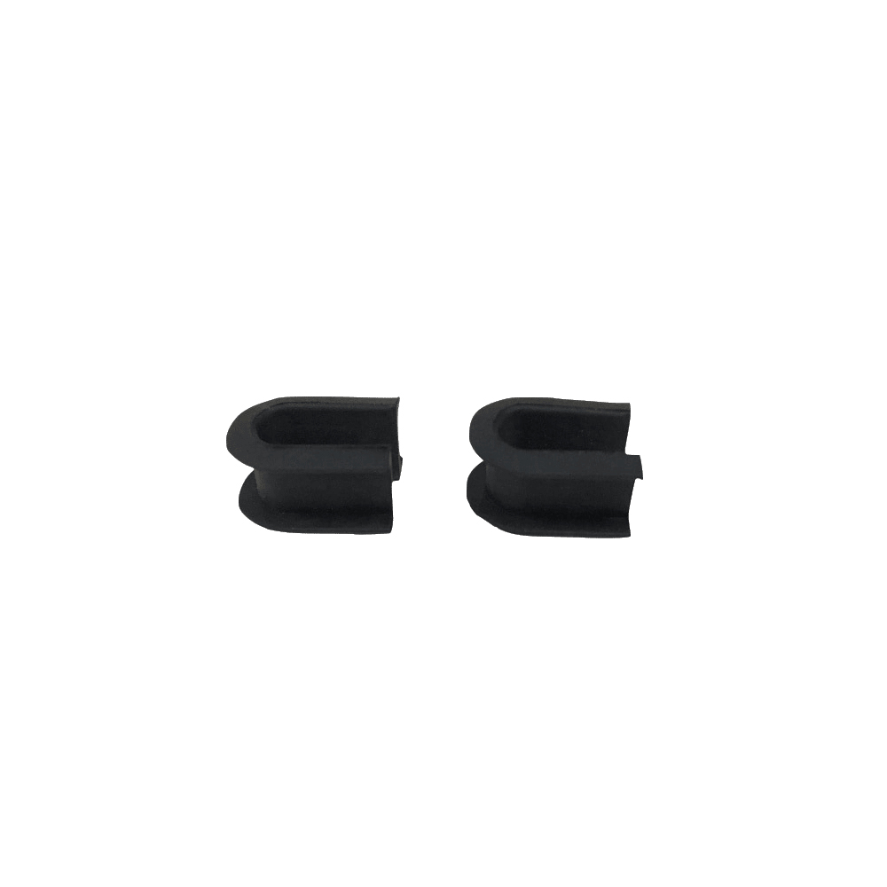 Resonant inductor harness rubber sleeve