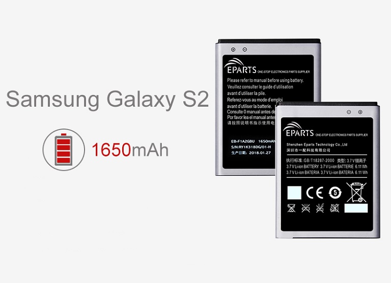 Reasonable Samsung S2 battery price