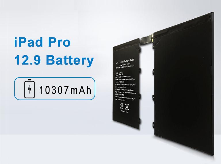 Hecho en China iPad pro batería 12.9