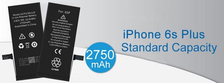 meilleur endroit pour acheter des batteries de téléphone iPhone 6S Plus