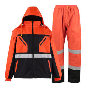 1701 Warm Waterproof Jacket