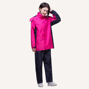 7805 Anti-static Waterproof Rain Jacket
