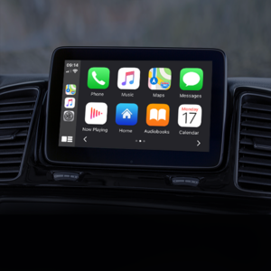 CarPlay Android Auto Mirroring integration module for Mercedes-Benz NTG 5.0/5.1