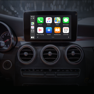 Wireless CarPlay/Android Auto/Mirroring 3 In 1 OEM Integration For Mercedes-Benz NTG 5.0/5.1/5.2 (VI-MB-38C2)