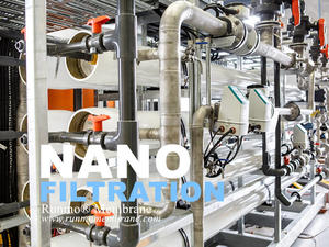 Nano Filtration Membranes Element NF-4040 & NF-8040