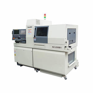 Model SZ-255E1 CNC Swiss Screw Machines