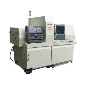 Model SZ-255E2 CNC Sliding Head Automatic Lathe
