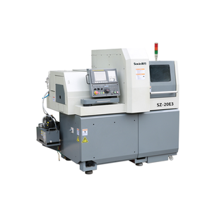 customized 3 axis Swiss type sliding head CNC automatic lathe machine suppliers