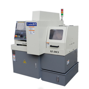 Model SZ-20C3 20 Mm Cheap And High Quality CNC Swiss Type Lathe