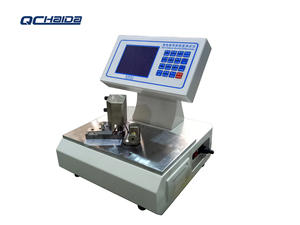 Crease And Stiffness Tester