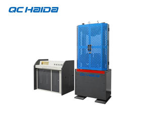 Servo Hydraulic Universal Compression Strength Testing Machine