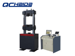 Hydraulic Universal Tension Test Machine