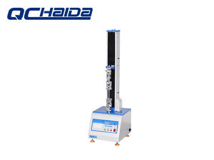 Single-Column Tensile Strength Testing Machine