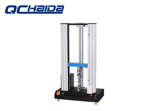 Plastic Universal Tensile Strength Test Machine