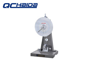 The Rubber Pendulum Impact Testing Machine