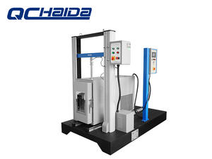 High-Low Temperature Plastic Tensile Strength Test Machine
