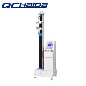 Tear Strength Testing Machine For Fabric And Leather