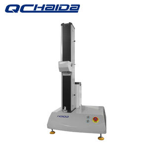 Computer Control Single Column Tensile Testing Machine