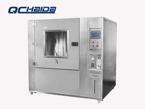 PLC Control IPX9K Rain Test Chamber - Haida equipment