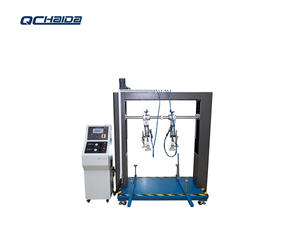 SMC Actuator Chair Armrest And Leg Fatigue Testing Machine