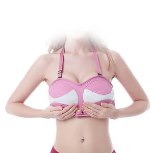 Massager With Heat Hot Sale Breast Enlargement Vibrating Massager Bra