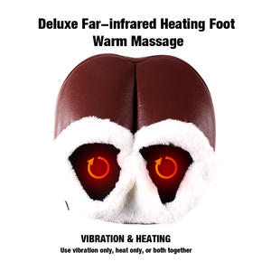 Electric Therapy Foot Massagers With Heat