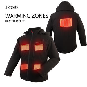 MNK-H13  Heated Motorcycle Jackets