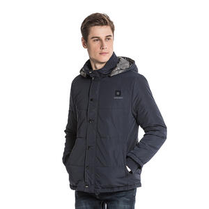 MNK-G11   Heated Jacket Mens